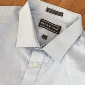 Men's shirts 2 size 18.5 short sleeve and long sl